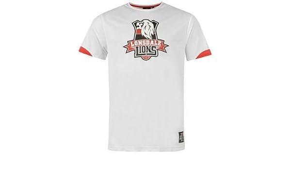 Lonsdale Camiseta Hombre Basket Ball: Amazon.es: Ropa y accesorios