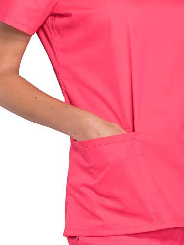 Cherokee Workwear Core Stretch V-Neck Scrub Top