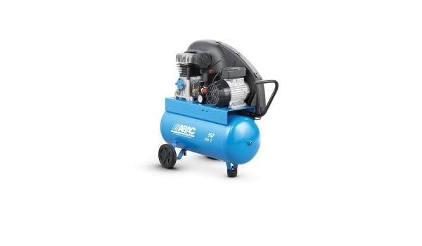 Compresor de aire à Pistón velocidad lente 2 CV monophasã rãservoir de 50 Litres ABAC: Amazon.es: Bricolaje y herramientas