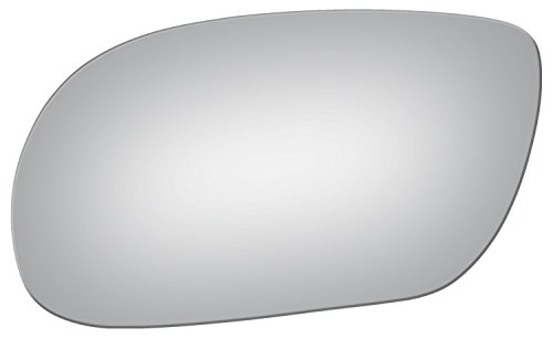 (Burco 2755 Flat Driver Side Power Replacement Mirror Glass for 98-05 Buick Park Avenue (1998, 1999, 2000, 2001, 2002, 2003, 2004, 2005))