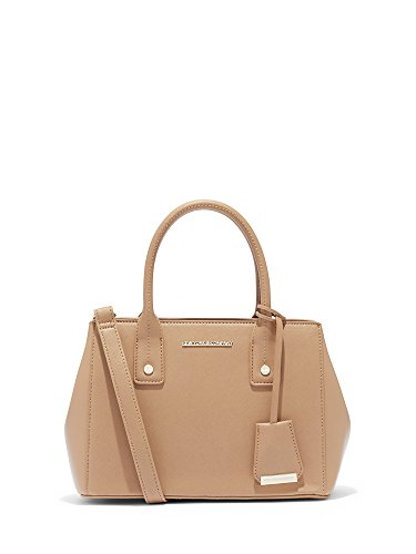 New York & Co. Women's Gramercy Collection Mini Satchel 0 Classic Camel (Classic Mini Satchel)