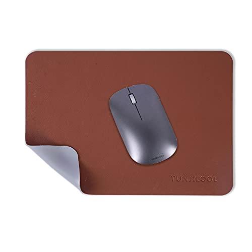Mouse Pad Cuero Sintetico Reversible TUNJILOOL -8SQ9Q5Z9