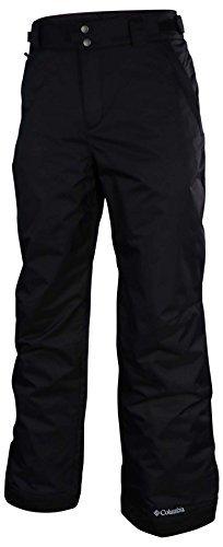 Columbia Mens Arctic Trip Omni-Tech Ski Snowboard Pants-Black-Small