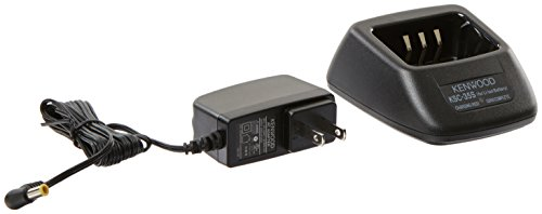 Fast-Rate Single-Unit Charger for KNB-45L Li-Ion Battery