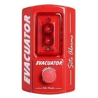 Nueva Howler funciona con pilas sitio alarma de incendio ...