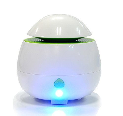 Aromatherapy Essential Oil Diffuser 50ml Mini Cool Mist Ultrasonic Air Aroma Humidifier for Home Office Spa Bedroom Bath Room