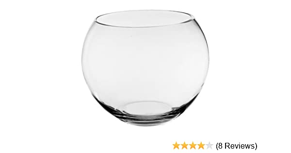 Amazon Modern Vase Gift Glass Bubble Bowl Pack Of 12