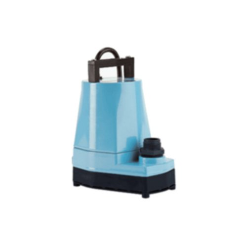 Little Giant 505202 5-MSP 1/6 Horsepower 230V Water Wizard 5 Series Submersible Utility Pump (5 Msp Submersible Pump)