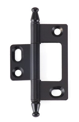 Cliffside Black Hinges - 2