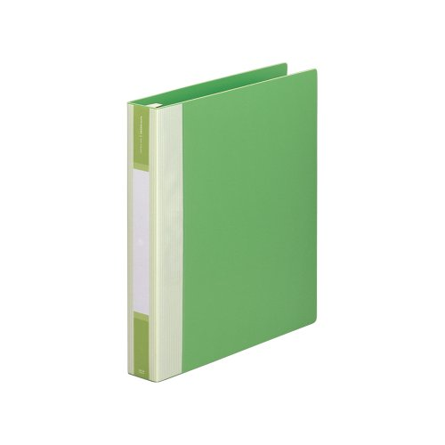 LIHITLAB refill binder 30 holes A4 G3903-6 yellow-green (japan import)