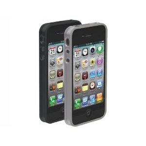 Scosche Clear Case (Scosche glosSEE Case for iPhone 4 - Smoke/Clear - Fits AT&T iPhone)