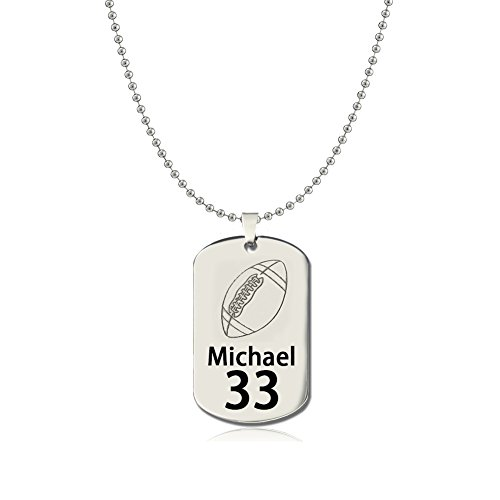 ouslier-personalized-925-sterling-silver-unisex-men-engraved-dog-tag-necklace-pendant-with-ball-chai