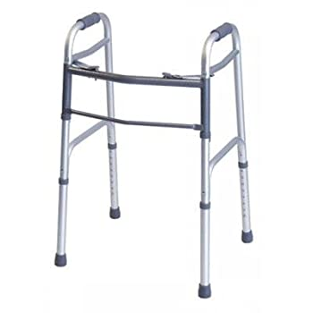 GF Health 716070A-4 Everyday Dual Release Walker, Adult (Pack of 4)