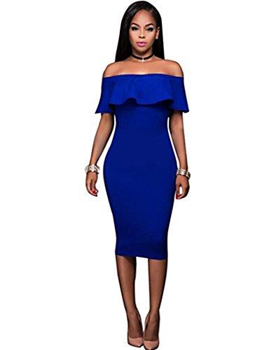 Vestido s para Aabb casual ajustado mujer Color ZwgOUdOx