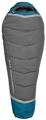 ALPS Mountaineering Blaze 0 Degree Mummy Sleeping Bag, XL