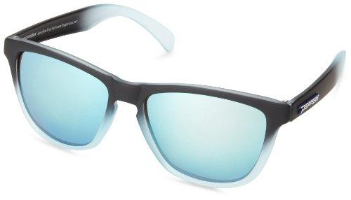 Pepper's Breakers Polarized Wayfarer Sunglasses, Shiny Tortoise, 55 - Peppers Sunglasses