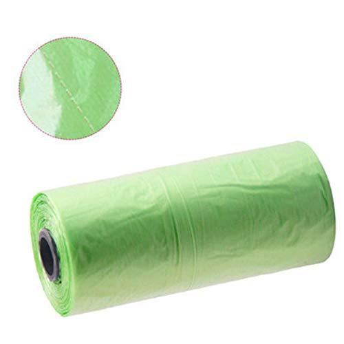 Amazon.com : FidgetFidget 10 Rolls Puppy Waste Dog Plastic ...