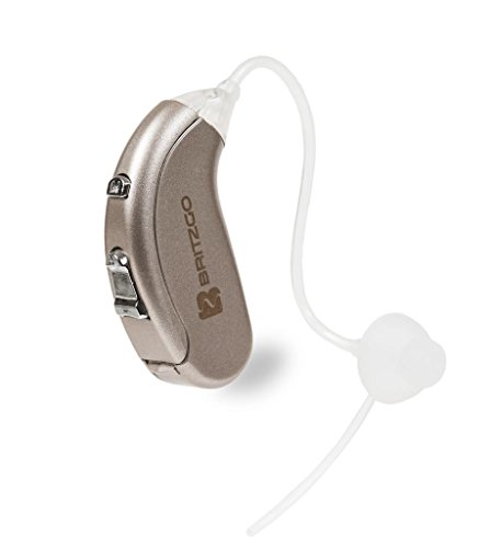 Hearing Amplifier With Digital Noise Cancelling   By Britzgo Bha 702S   1 Year Warranty
