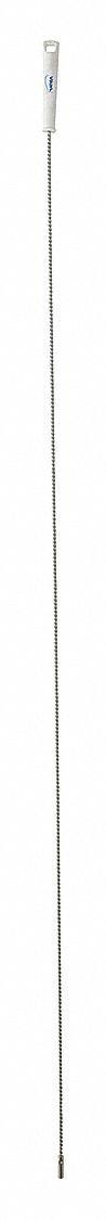 Natural European Thread Stainless Steel Flexible Handle, Length 29-1/2''