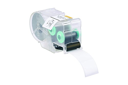 Panduit Cassette Label (Panduit S100X150VAC P1 Cassette Self-Laminated Label, Vinyl, White)