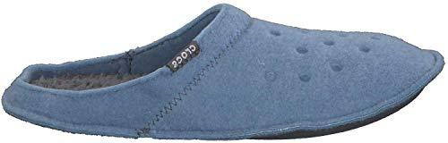 chambray Blu Donna slate 4ig U Classic Pantofole Slipper Grey Crocs Blue wB4q6YXxn