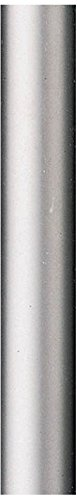 - Monte Carlo DR72BP Traditional Downrod Collection in Pwt, Nckl, B/S, Slvr. Finish, 72.00 inches, Brushed Pewter