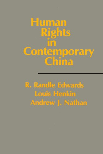 Human Rights in Contemporary China