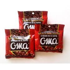 CHOCOCAFE 100% Colombian Coffee Beans covered with Chocolate by OMA