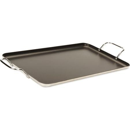 IMUSA Double Burner Non-stick Griddle/Comal