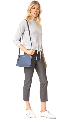 Body Lane Bag Cross Women's New Azurite York Kate Caro Dunne Spade ZFq6wp8