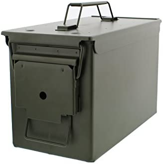 Metal Ammo Case Can Long Term product image