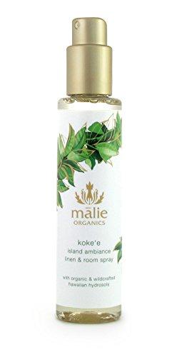 Malie Jasmine Perfume (Malie Organics Linen & Room Spray -)