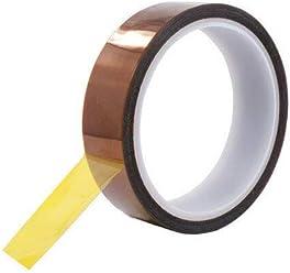Glass Cloth High Temperature Powder Coating Tape 1//2x36yd