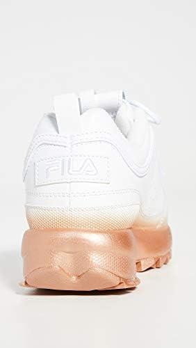 Fgjhfd FILA Disruptor LL Brights Fade Baskets pour Femme
