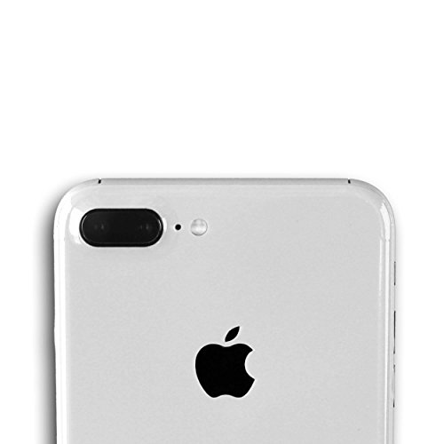 AppSkins Vorderseite iPhone 7 PLUS - Brilliant Diamantweiß/ ceramic white