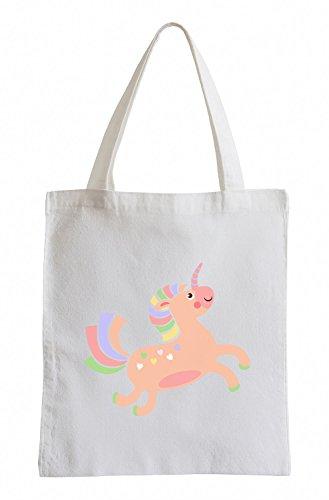 Raxxpurl Dolce Unicorn Fun sacchetto di iuta