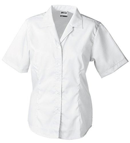 Facile Nicholson Camicia Stiratura White Di amp; Donna James xvqwnWHTq