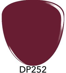Revel Nail Dip Powder Starter Kit DP252 Roister
