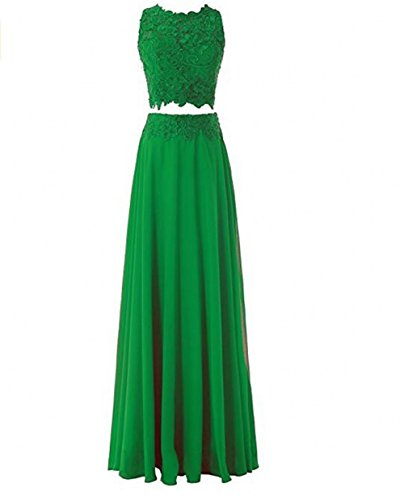 Leader of the Beauty - Vestido - para mujer verde verde oscuro 46