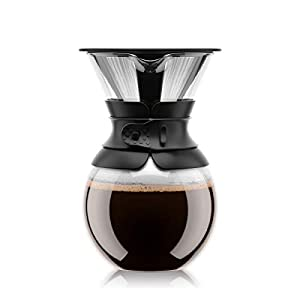 Bodum Pour Over Coffee Maker with...