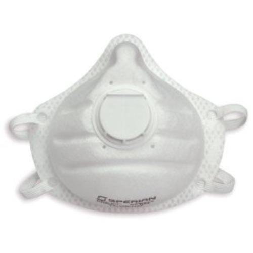 Honeywell 14110445 Sperian One-Fit N95 Respirator with Exhalation Valve