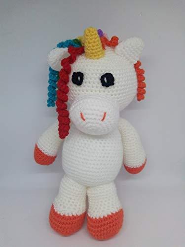 colores   Amigurumi unicornio, Patrones amigurumi, Ganchillo amigurumi   500x375