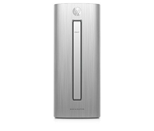 2017 HP Envy 750 Flagship High Performance Premium Desktop Computer (Intel Quad-Core i5 2.7GHz, 12GB RAM, 2TB HDD, Wifi, DVD, Bluetooth, Windows 10 Home 64Bit) (Certified Refurbished)