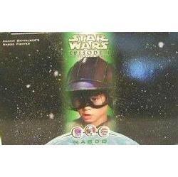 Anakin Skywalker's Naboo Starfighter - Taco Bell 1999 Star Wars Episode 1 (1999 Naboo Starfighter)