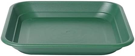 30 cm Green Stewart Balconniere Square Tray