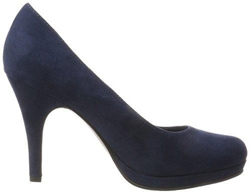 Femme navy Escarpins Tamaris Bleu 22407 SUEqSwA