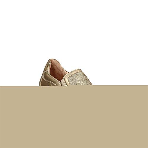 Liu Jo Junior UB23049A Slip-On Donna Platino 38