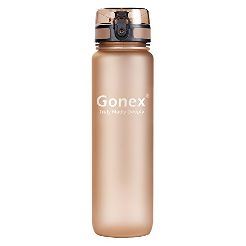 Gonex 1 Click Friendly BPA Free Outdoors