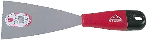 60mm 2 cantos Stubai 4450042K Esp/átula de pintor acero, 60 mm