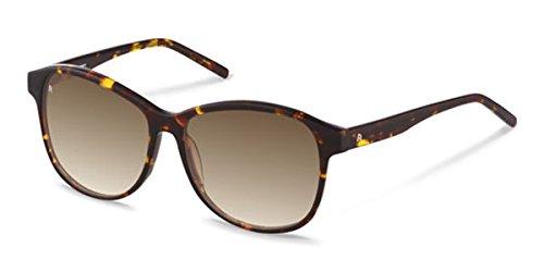 Rodenstock - R 3266, Geometric, acetate, women, HAVANA/BROWN SHADED(B AAN), - B R Sunglasses